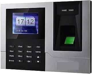 Time Card Machine Time Clock البيومترية بصمات الأصابع الحضور ساعة مسجل الموظف التعريفي يعني الأجهزة الإلكترونية