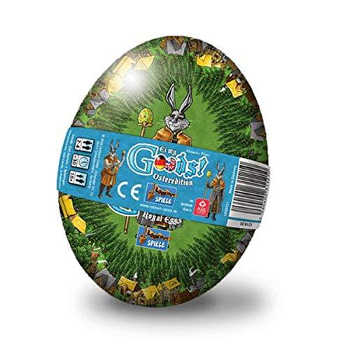 """Lookout 22160121 - Uovo """"Oh My Goods in confezione regalo per uova di Pasqua"""""""