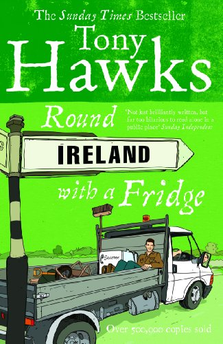 Round Ireland With A Fridge (English Edition)