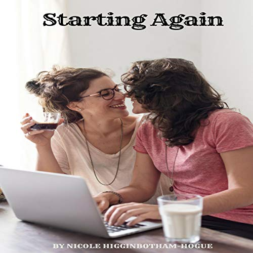 Starting Again audiobook cover art