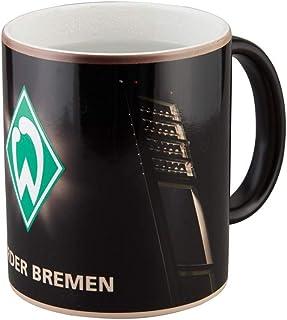 Werder Bremen SV mok, beker Magic Mug floodlichtmast