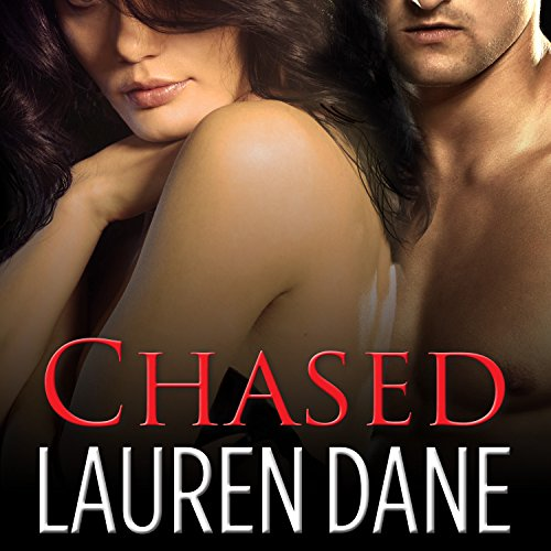 Chased audiobook cover art