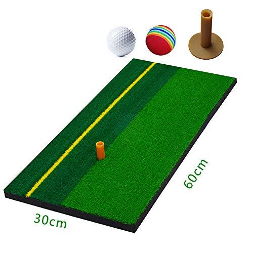 SSeir Thuis Golf Hitting Pad matten leggen gras oefenmat Launch Pad oefeningen voor volwassenen kind achtertuin buiten binnen