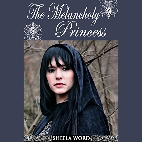 The Melancholy Princess audiobook cover art