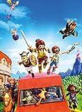 printdesign Playmobil The Movie - Movie Poster Wall Decor Cartel de la película. - 45 X 70 cm