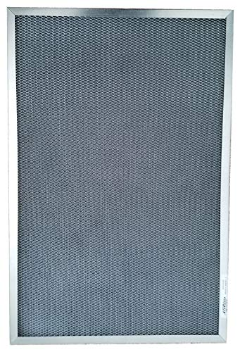 The ULTIMATE Furnace A/C Filter! Washable, Permanent, Reusable. Electrostatic - Traps dust like a magnet. 10x Better than Disposable Filters. Never Buy Another Filter! (16x25x1)