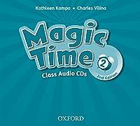 Magic Time 2 Class CD