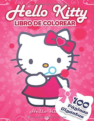 Hello Kitty Libro de Colorear: la Patrulla Canina Libro para Colorear para Niños y Fanáticos.