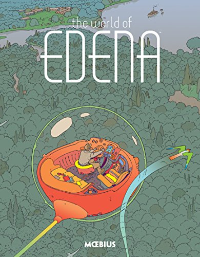 Moebius Library. The World Of Edena