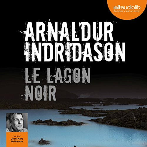Le Lagon noir audiobook cover art