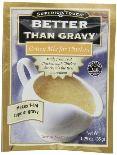 Better Than Gravy Gravy Mix Chicken, 1.2500-ounces (Pack of12)