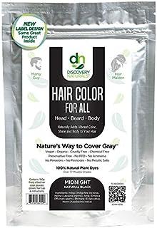 Hair Color For All Natural Hair Dye For Men & Women I 100% Natural &..