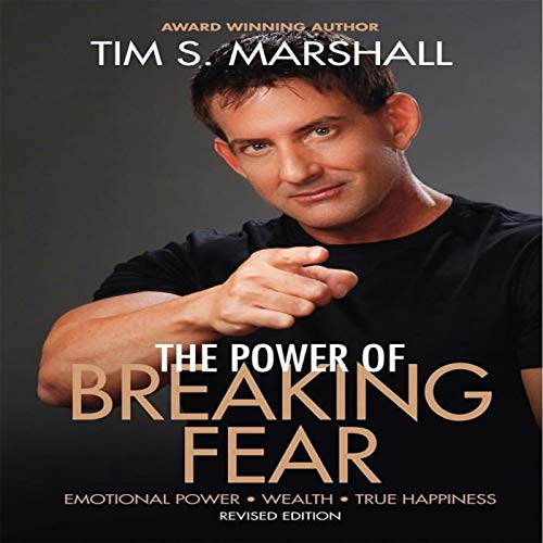 The Power of Breaking Fear audiobook cover art