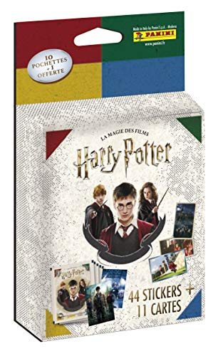 Panini France SA-LA Magie Des Films Harry Potter 2532-020