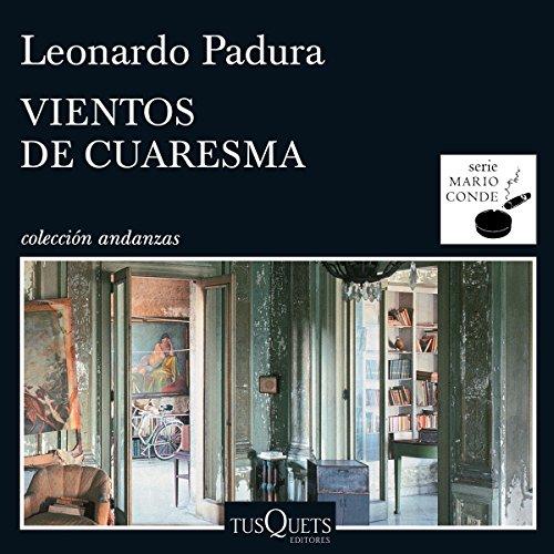 Vientos de cuaresma audiobook cover art