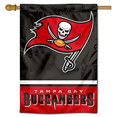 WinCraft Tampa Bay Buccaneers Two Sided House Flag