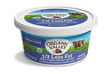 Organic Valley Organic Neufchatel Cheese Spread
