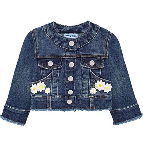 Mayoral 1471 - Giacca di jeans Oscuro Denim F/S 20 Blu scuro Taglia unica