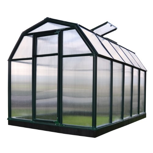 Rion EcoGrow 2 Twin Wall Greenhouse, 6' x 10' -  HG7010