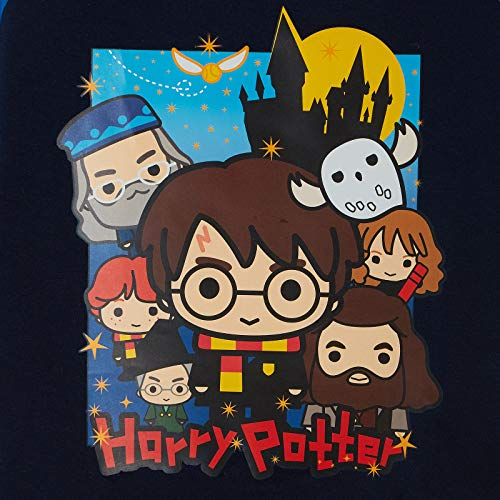 Harry-Potter-Boys-Girls-Short-Pyjamas-Cartoon-Charms-Shortie-Cotton-Pjs-Set
