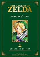 The Legend of Zelda: Ocarina of Time -Legendary Edition- (The Legend of Zelda - Legendary Edition)