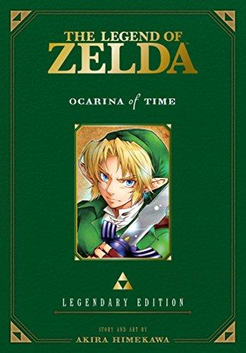 The Legend of Zelda: Legendary Edition, Vol. 1: Ocarina of Time Parts 1 & 2