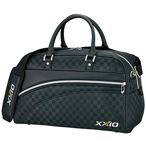 DUNLOP(ダンロップ) ボストンバッグ XXIO ゼクシオ スポーツバッグ GGB-X111 ブラックチェック