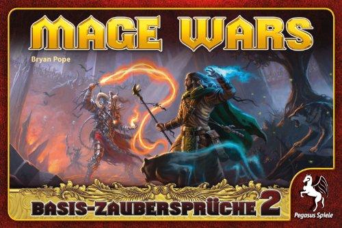 Pegasus Spiele 51862G - Mage Wars Zauberbuch 2