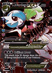 A single individual card from the Pokemon trading and collectible card game (TCG/CCG). This is of Full Art Ultra Rare rarity. From the Generations set. You will receive the Holo version of this card.