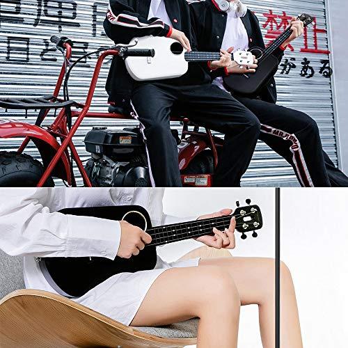 Bedler Youpin 2 Ukulele USB Intelligente Ukulele APP Control BT 4.0 LED perline lampada Little Guitar