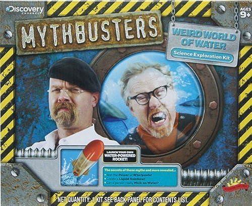 barato y de alta calidad Scientific Explorer Explorer Explorer Mythbusters Weird World of Water by Scientific Explorer  Centro comercial profesional integrado en línea.