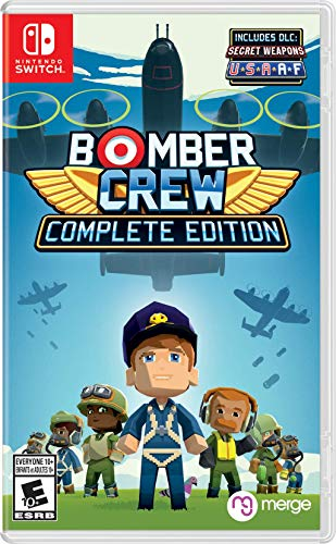 BOMBER Crew Complete Edition for Nintendo Switch [USA]