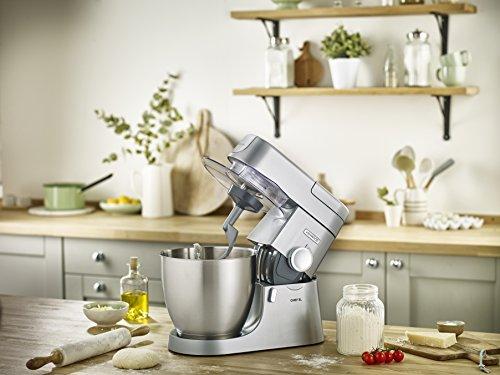 Kenwood-kvl4100s-Chef-Knetmaschine-Planetenmixer-50-W-67-Liters-Silver
