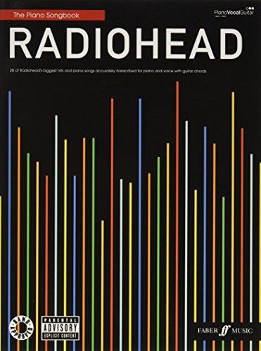 Radiohead The Piano Songbook P/V/G