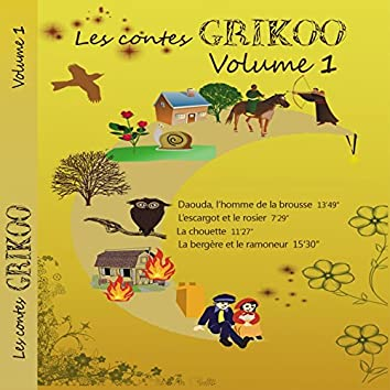 Les contes Grikoo, vol. 1
