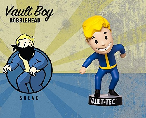 Fallout 4: Vault Boy 111 Bobbleheads - Series Two: Sneak by Fallout