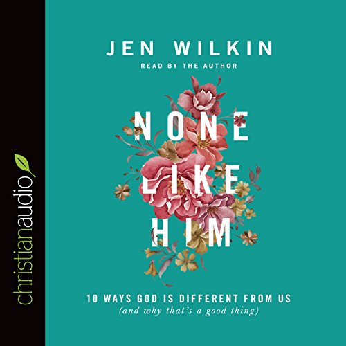 None Like Him audiobook cover art