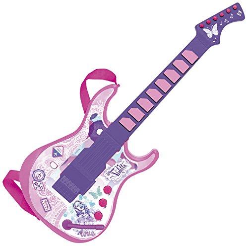 Reig 5274 Elektronische Gitarre - Violetta