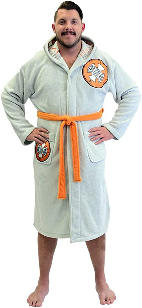 Special sale item Star Wars A surprise price is realized BB-8 Costume Size Fleece Robe One