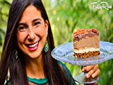 Fully Raw Chocolate Pecan Pie!