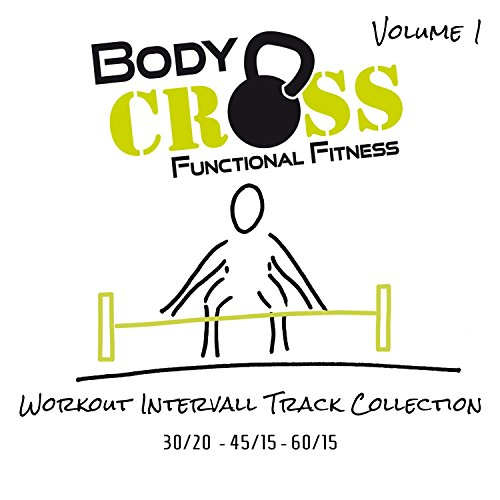Bodycross Intervall Trainings Musik (Vol. 1)