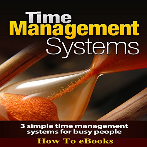 Time Management Systems audiobook cover art