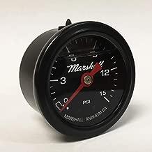 Best fuel pressure gauge carburetor Reviews