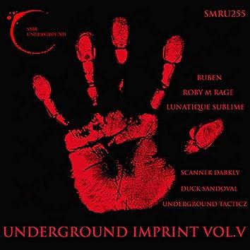 Underground Imprint Vol.V