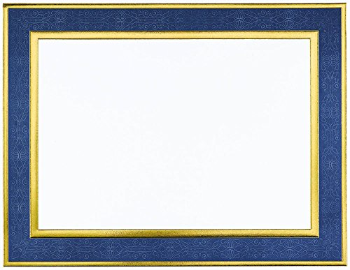 Great Papers! Navy Frame Embossed and Gold Foil Certificate, 8.5' x 11', 15 Count (20103773)