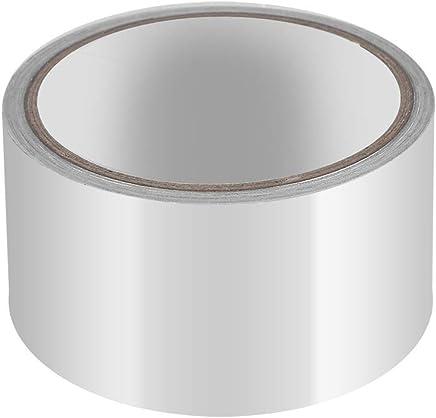 Hochleistungs-Titan-Faser-Hitzeschild Composite-Feuerbest/ändige Rolle Klebeband Grau-Wei/ß