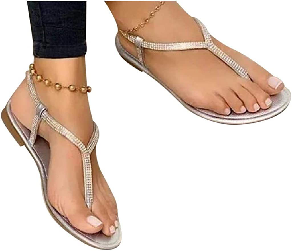2021new shipping free AODONG Sandals for Now on sale Women Dressy Party Beach Rhines Casual Summer