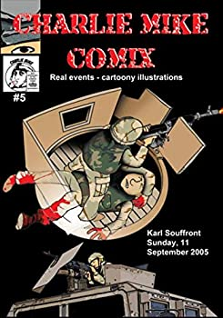 Charlie Mike Comix Issue 5