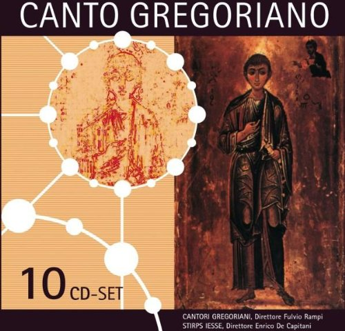 Canto Gregoriano (10 CD Set)