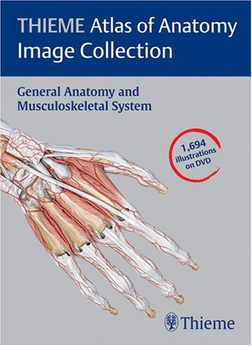 Thieme Atlas of Anatomy Image Collection: General Anatomy